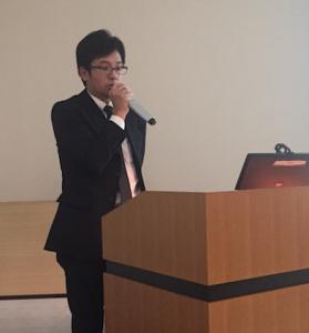 CCN会員斎藤さんの講演